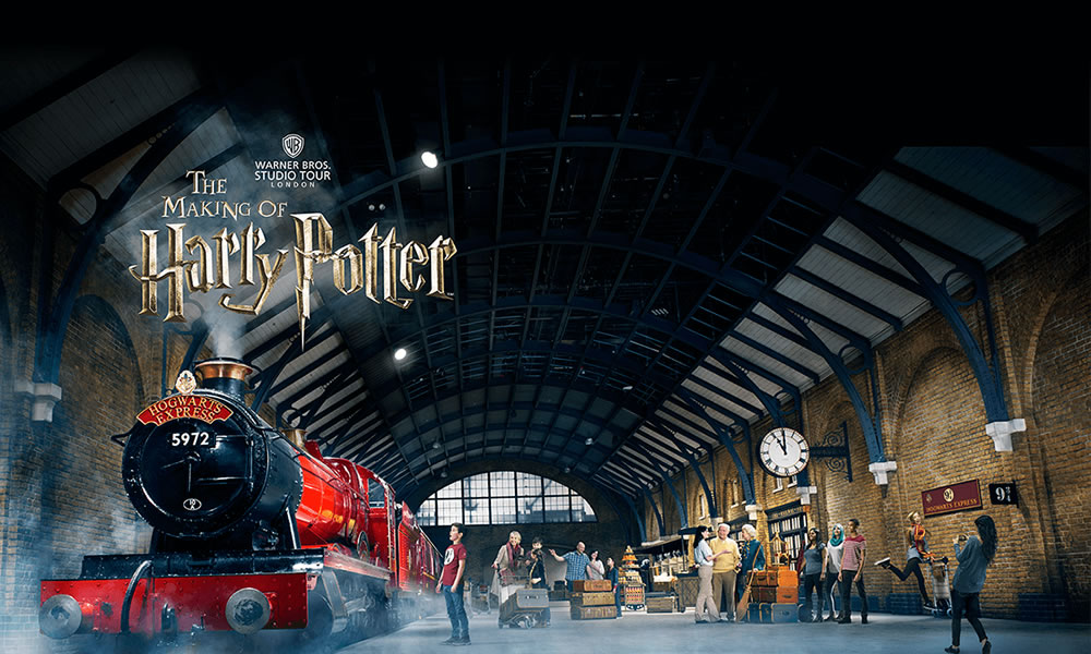 Biglietti Harry Potter Londra