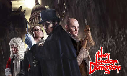 Biglietti London Dungeon