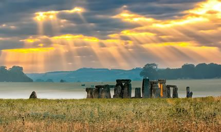 Tour Alba a Stonehenge (cerchio interno), Oxford e Windsor