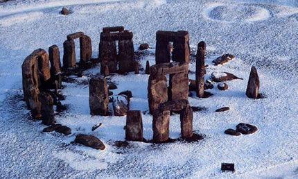 Boxing Day Tour Stonehenge Express