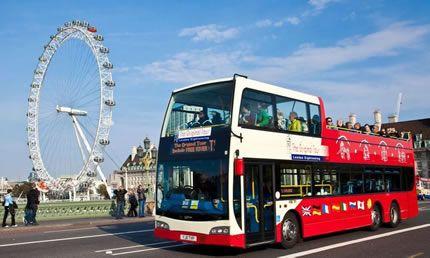 Bus Turistico Londra