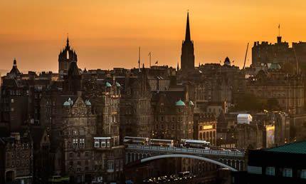Tour in treno Londra-Edimburgo