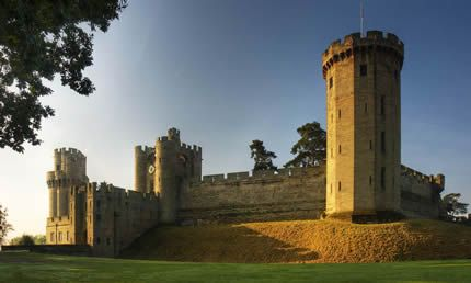 Tour Warwick, Stratford, Oxford e Cotswolds