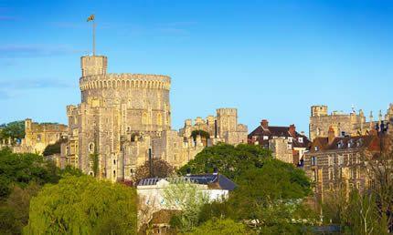 Santo Stefano a Windsor, Stonehenge e Bath