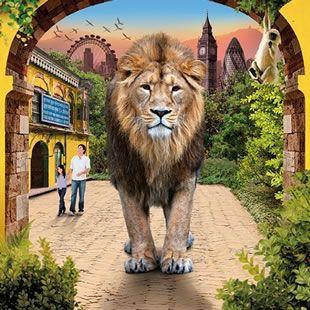Biglietti Zoo di Londra