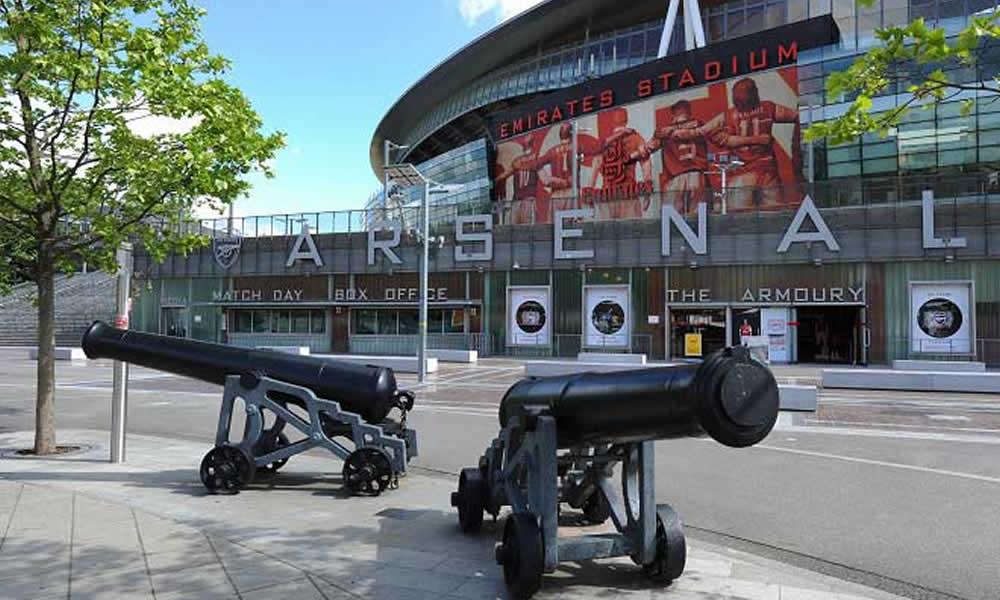Tour Stadio Arsenal