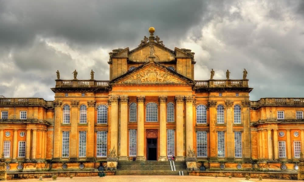 Tour Blenheim Palace